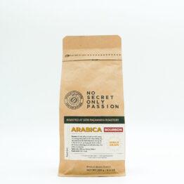 gói cà phê bourbon 250gr